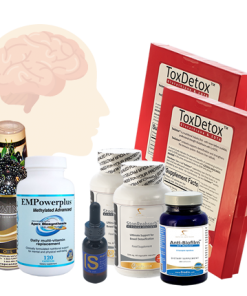 Brain Protocol - 2nd Month Package