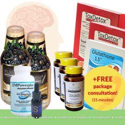 Oradix Brain Protocol - 2+ Months Protocol